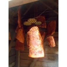 slanina afumata