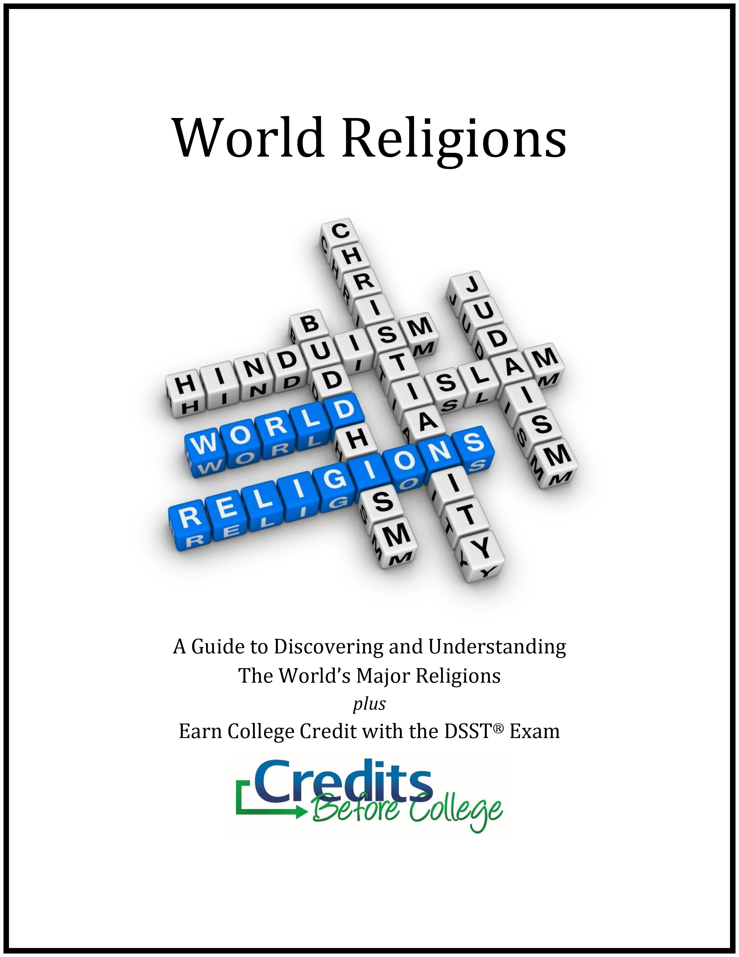 World Religions Course Guide