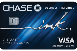Chase Ink Preferred Card Review