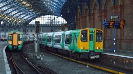 Southern Rail Claims Credit Card