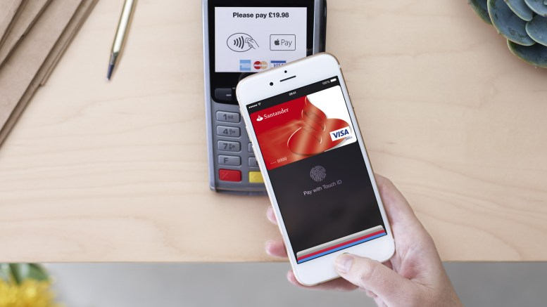 Apple Pay Payments Go Limitless