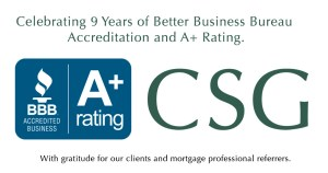 Credit Security Group has earned an A+ rating from the Better Business Bureau. You can trust Credit Security Group.