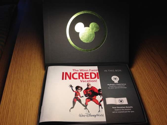 Disney Welcome Box