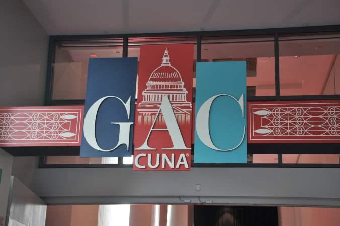 CUNA GAC Sign