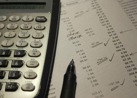 Accounting Chart and Calculator