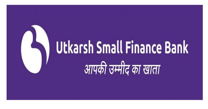 Zero Balance Savings with Utkarsh Small Finance Bank