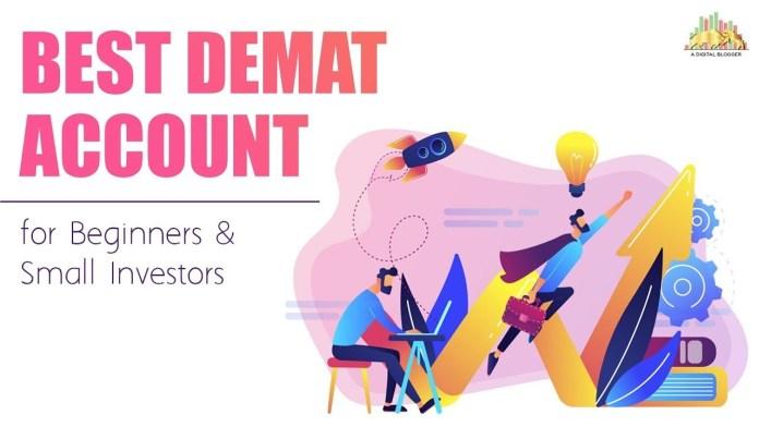 10 Best Demat Account For New Small Investors credityatra