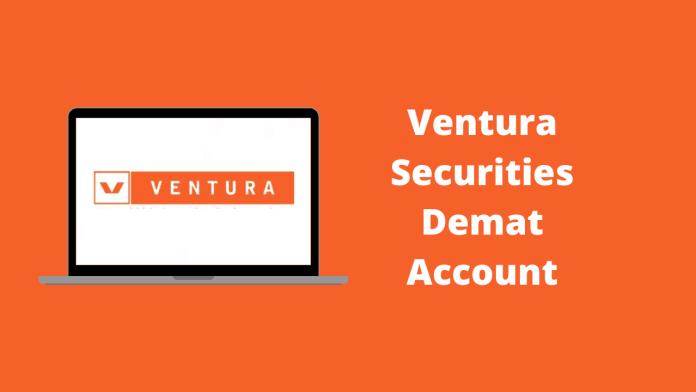 ventura securities demat account credityatra