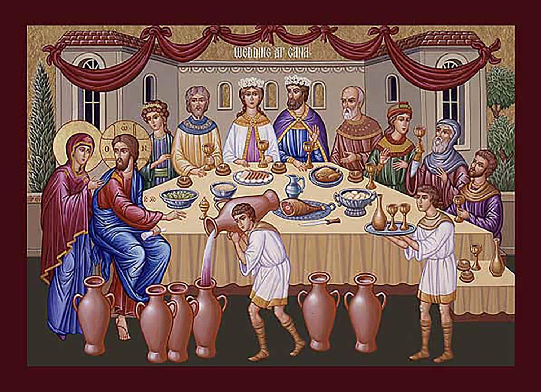 Did Jesus Turn Water into Wine or Grape Juice?