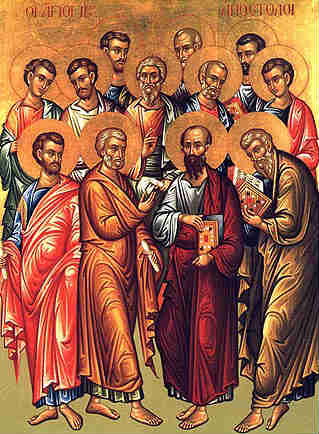 Image result for APOSTLES OF JESUS