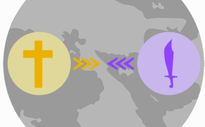 The Cross and the Sword: How Christianity and Islam Spread