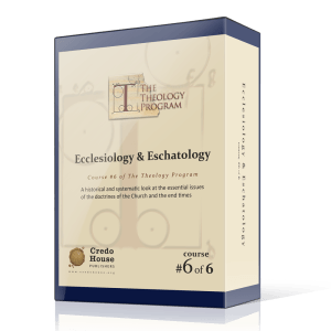 Ecclesiology and Eschatology DVDS