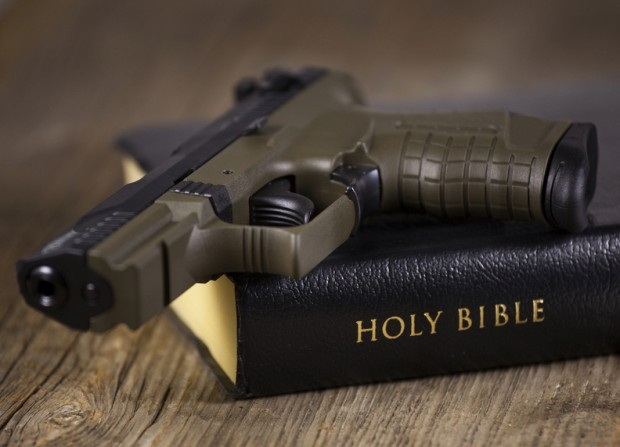 Why Christians Are Ordered to Have Guns