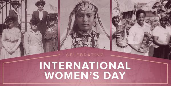 CREDO celebrates International Women's Day