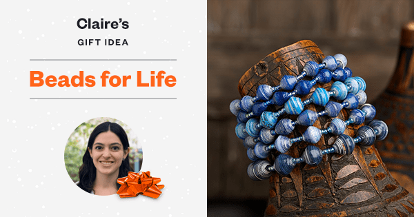 Progressive gift guide recommendation from Claire