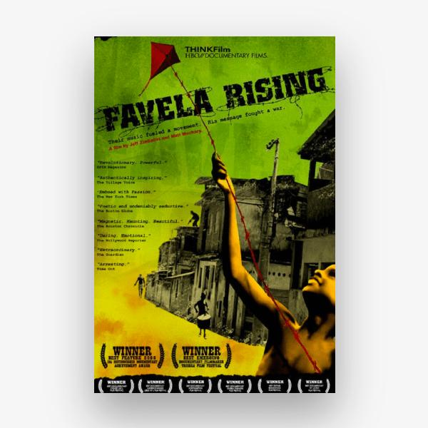Favela Rising documentary