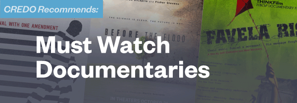 Graphic - Documentaries to watch