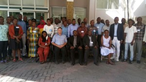 CREEC AT DAR-ES SALAAM INSTITUTE OF TECHNOLOGY FOR THE AFRICA CLEAN ENERGY RESEARCH ALLIANCE TRAINING.