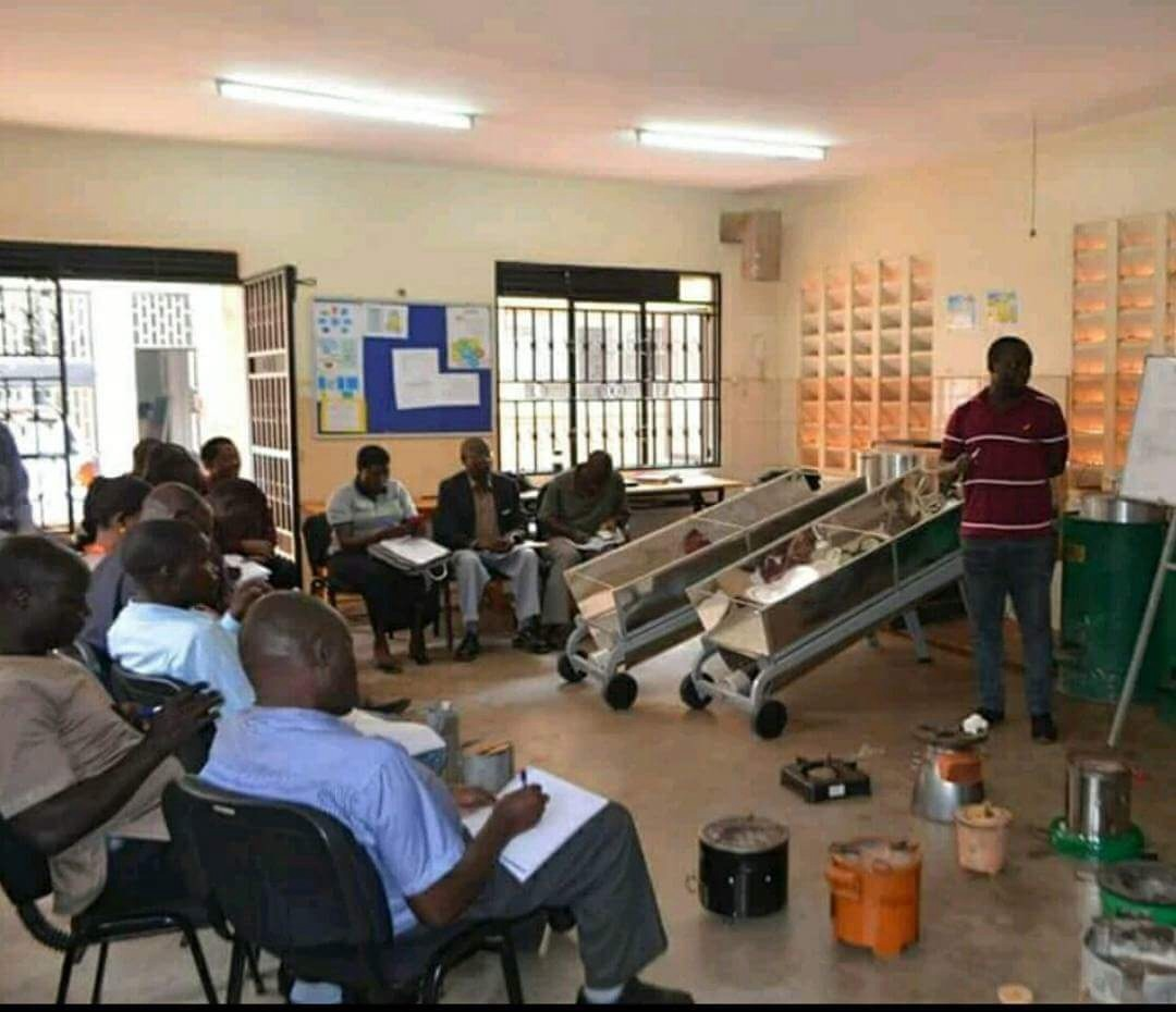 CREEC TRAINS INSTRUCTORS OF TECHNICAL COLLEGES IN BIO ENERGY