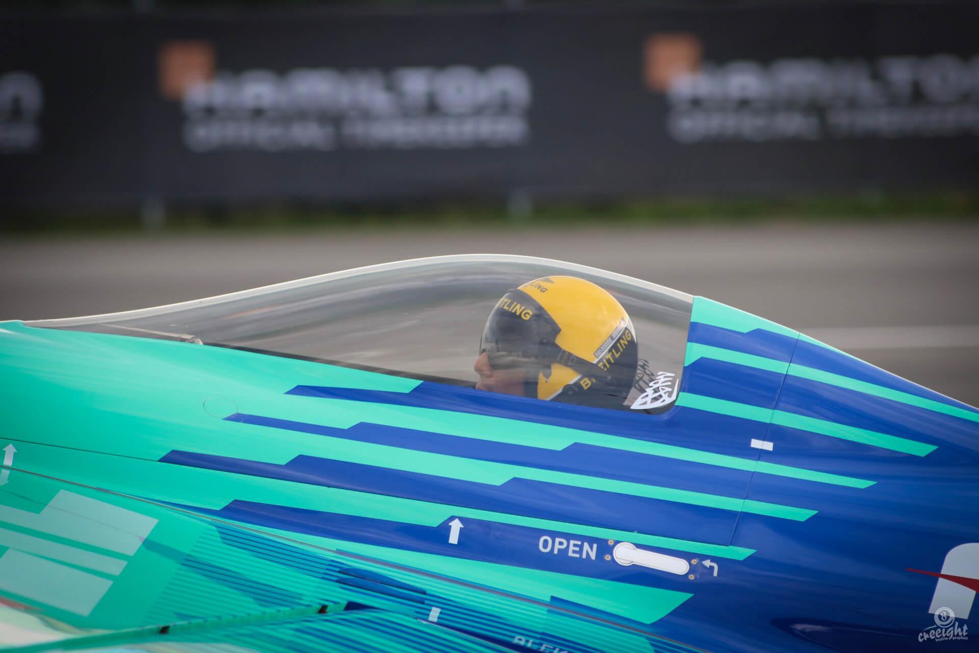 Yoshihide Muroya, Red Bull Air Race 2017, Lausitzring