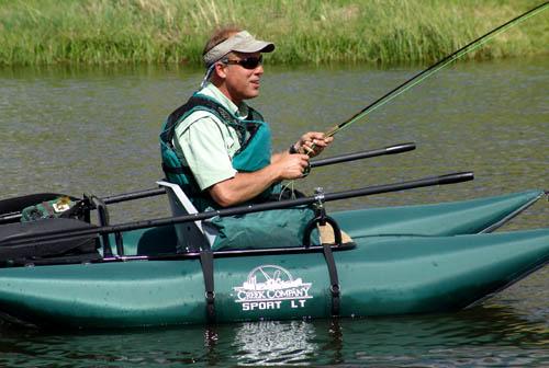 The Creek Company  Pontoon Boats  945  ODC Sport LT