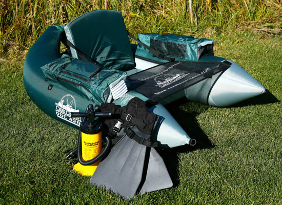 Fly Fishing watercraft (3/5)