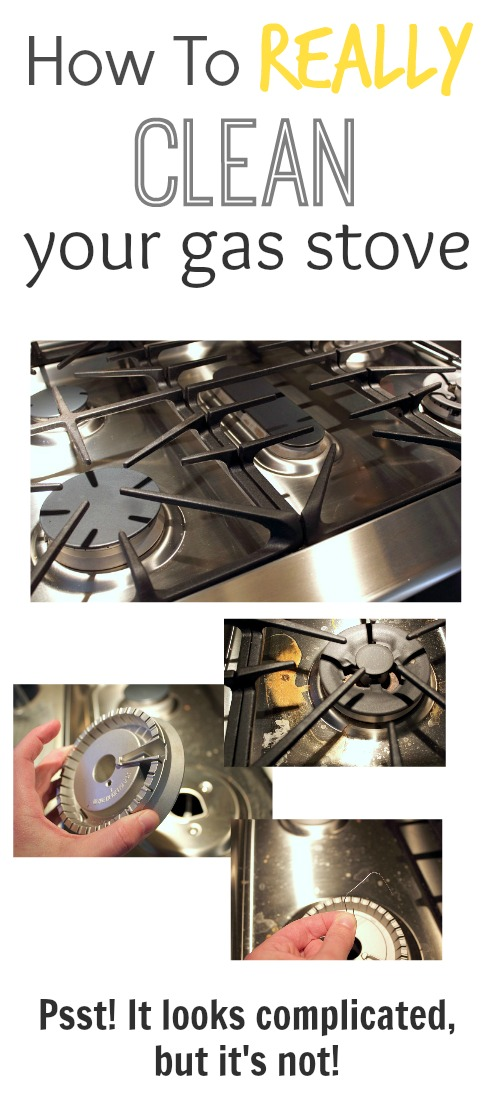 How To Clean A Stove Top Jpg