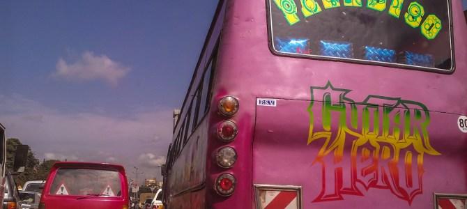 Africa Day 10-15 Nairobi, Zanzibar and almost Congo – Part 1