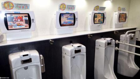 pee game