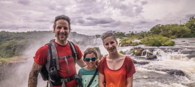 Brazil Day 5:  Argentina Iguazu, when nature attacks!