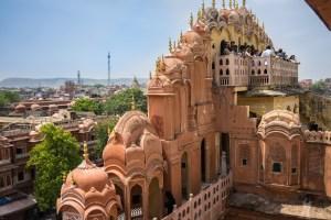 Hawa Mahal in Jaipur