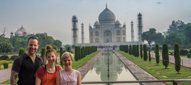 India Day 8-9 Crying at the Taj Mahal and a high class hotel for our low class asses.