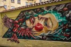 Vilnius Street Art and Churches-19
