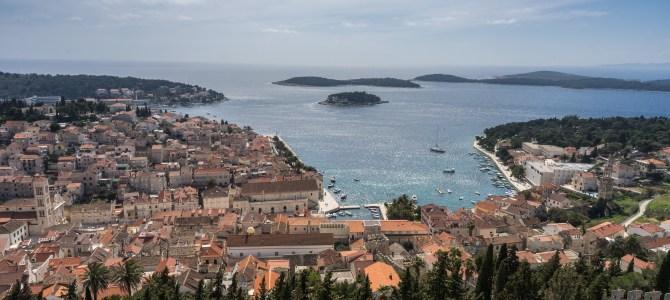 Croatia Day 5 – A taste of Croatian island life:  Hvar and Milna