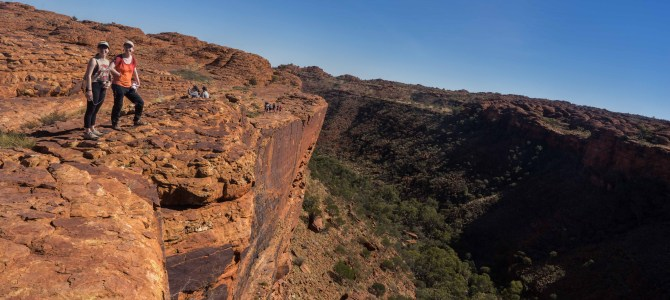 Australia Day 15 – Australia a tourist trap? Kings Canyon, Northern Territories