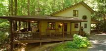 Creek ' Woods Maggie Valley Vacation Rentals And Cabins
