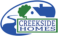 Creekside Homes logo