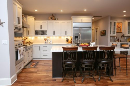 Custom Home Photo Gallery-Kitchens
