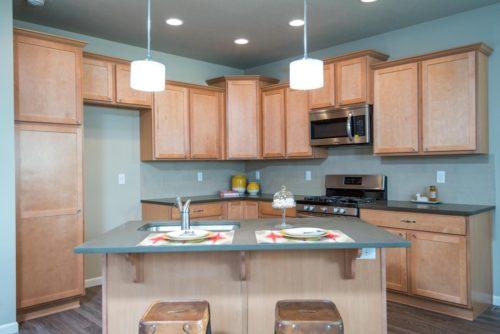 Custom Home Photo Gallery-Kitchens