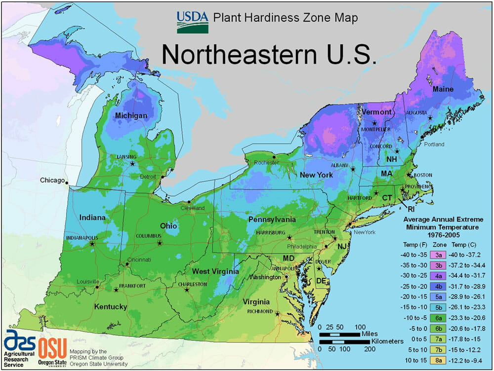01/07/2021· understanding the usda planting zones you live in can mean the difference between success and failure in your garden. Usda Plant Hardiness Zone Map Creekside Tree Farm
