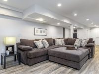 How to Make an Unfinished Basement Livable and Add Value ...