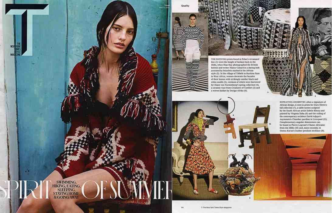 New York Times Style  Magazine