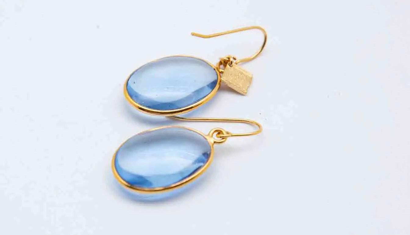 blue-earring-pebble-oval