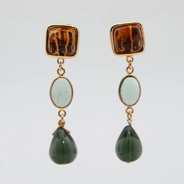 pate-de-verre-earrings
