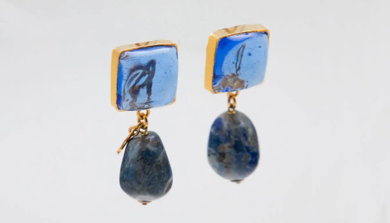 blue-stone-earring