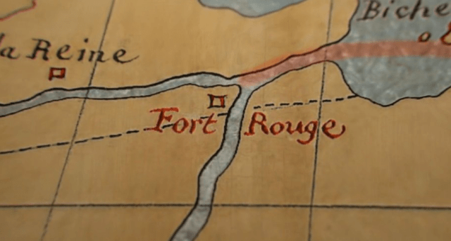 Fort Rouge 1738