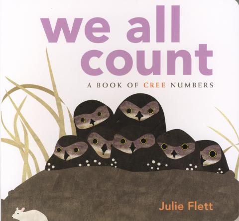 We All Count: A Book of Cree Numbers Image