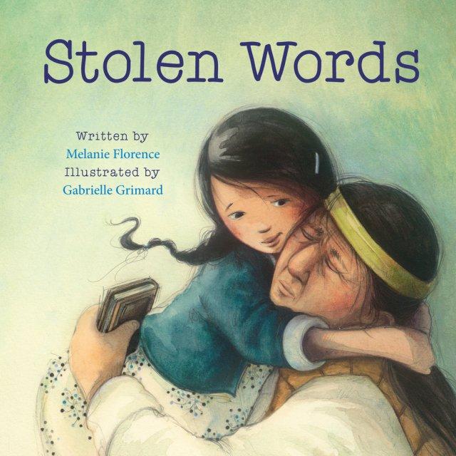 Stolen Words Image