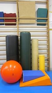 Material de fisioterapia