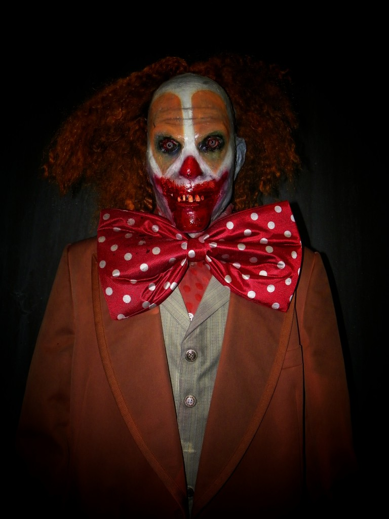 Mr Sinister Clown Haunted House Prop